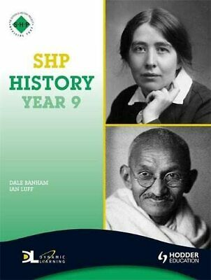 SHP History Year 9 Pupil's Book: Pupil's Book Year 9 (... by Luff, Ian Paperback