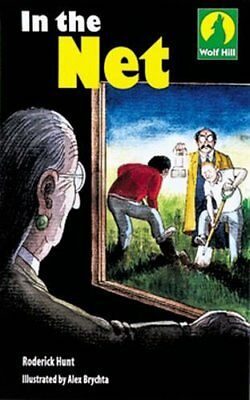 Wolf Hill: Level 2: In the Net: In the Net Level 2 by Brychta, Alex Paperback