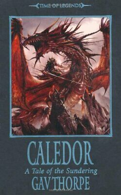 Caledor (The Time of Legends) by Thorpe, Gav Paperback Book The Cheap Fast Free