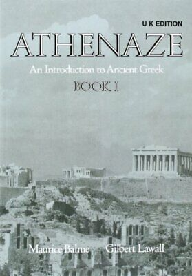 Athenaze: Student's Book I: Introduction to Anci... by Lawall, Gilbert Paperback