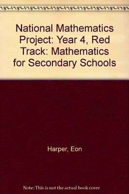 National Mathematics Project: Year 4, Red Track: Mathemati... by et al Paperback