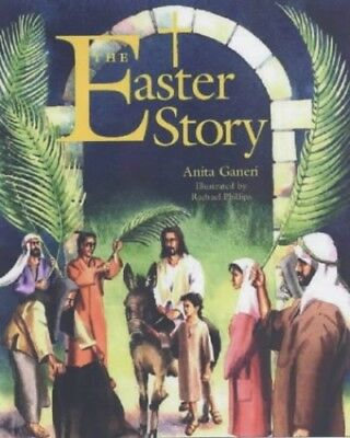 The Easter Story (Festival Stories) by Ganeri, Anita Paperback Book The Cheap