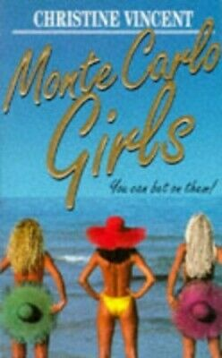 Monte Carlo Girls by Vincent, Christine Paperback Book The Cheap Fast Free Post