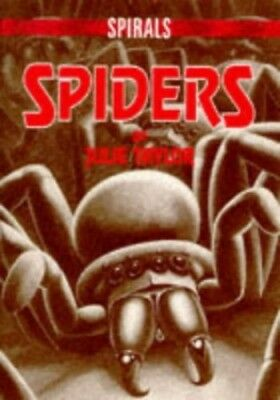 Spiders (Spirals) by Taylor, Julie Pamphlet Book The Cheap Fast Free Post