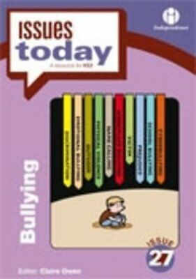 Bullying: v.27 (Issue 27) (Issues Today) by Claire Owen Paperback Book The Cheap