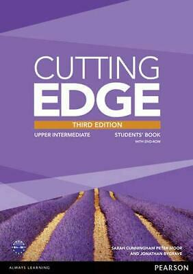 Cutting Edge 3rd Edition Upper Intermediate Students' Book and... by Moor, Peter