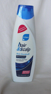 2 x Hair & Scalp - Anti-Dandruff Shampoo - 400ML - Frequent Use