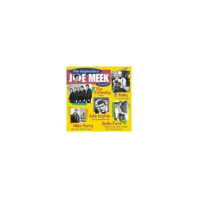 Various Artists - The Legendary Joe Meek - Various Artists CD QUVG The Cheap The