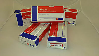 Dental Laboratory Metrodent Metrowax - Modelling Wax 500g 1.5 mm Thick Sheets