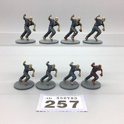 Guillotine Games Zombicide Painted Zombie Runners X 8 Tracksuit