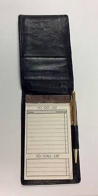 Vintage To-do-list Pocket Note Pad With Pencil