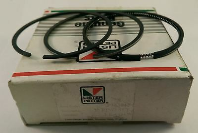 "Lister Petter Piston Ring Set +0.040"" oversize for AC1 Series 2 363842 ACC113b"