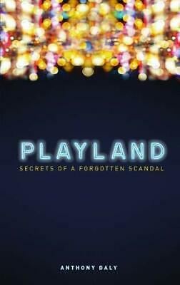 Playland by Anthony Daly Book The Cheap Fast Free Post