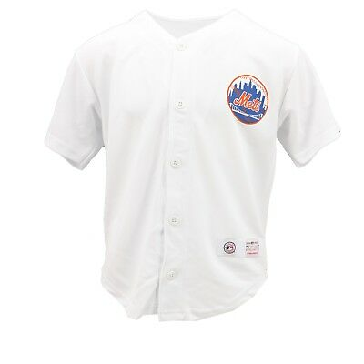 sports shoes 3de86 b73ea NEW YORK METS Official MLB David Wright #5 Kids Youth Size Jersey New with  Tags