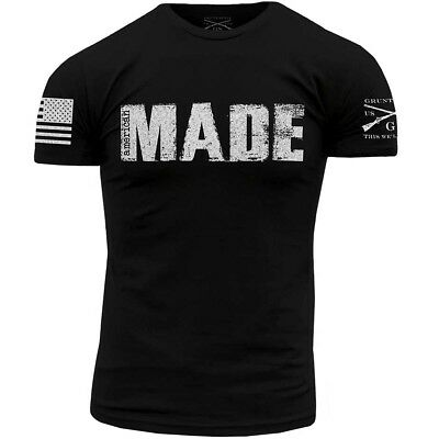 Grunt Style Made T-Shirt - Black