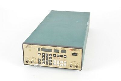 Krohn-Hite 3955 Programmable Dual Channel LP Butterworth Filter 170Hz to 25.6MHz