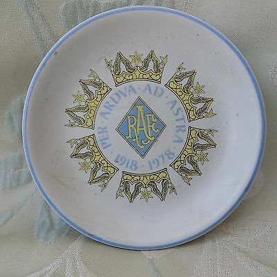 Denby Royal Air Force Benevolent Fund Diamond Jubilee dish