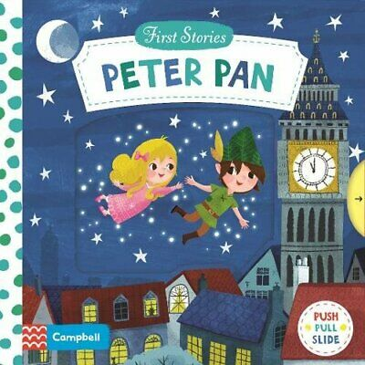 Peter Pan (First Stories) Book The Cheap Fast Free Post