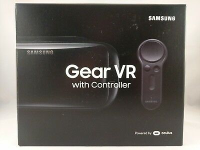 Samsung Gear VR with Controller Virtual Reality Headset