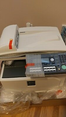 Muratec MFX 3510 printer/copier never used, open box, white and black