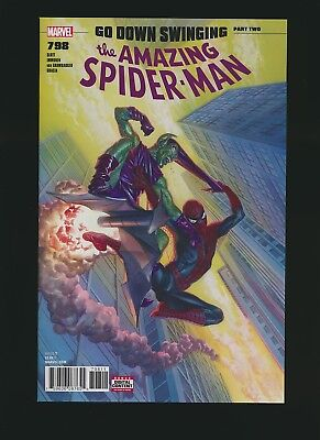 The Amazing Spider-Man #798, Alex Ross Cover, 1st App Red Goblin