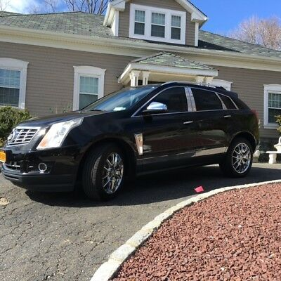2013 Cadillac SRX premium package 2013 cadillac srx awd immaculate black on black performance package
