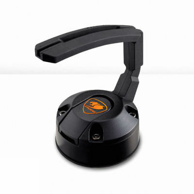 [COUGAR] BUNKER - Vacuum Mouse Bungee, Black, Flexible Cable Mount
