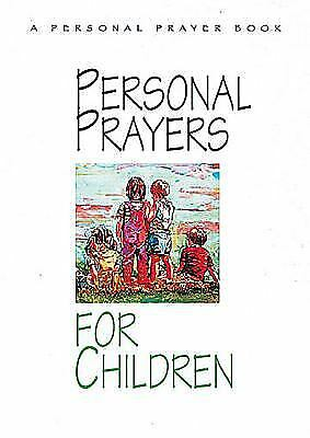 Personal Prayers for Children by Dimensions for Living Staff