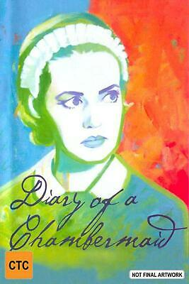 Diary Of A Chambermaid - DVD Region ALL Free Shipping!