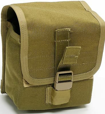 LBT-6085A Load Bearing Equipment Pouch (Mark 48) in Universal Camo