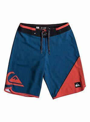 """Quiksilver™ Boy's 8-16 New Wave Everyday 18"""" Boardshorts EQBBS03183"""