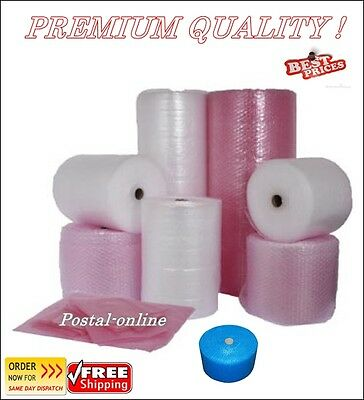 Diamond packaging ® Bubble wrap small large pink clear red blue uk stock quality