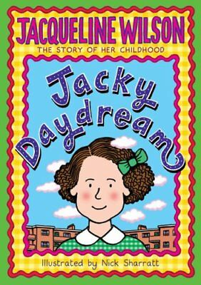 0385610157 Hardcover Jacky Daydream Jacqueline Wilson Very Good