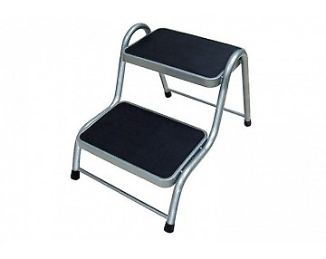 CARAVAN STEP - DOUBLE STEEL (silver) BP5144