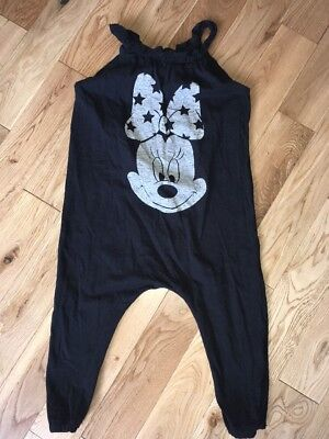 Next Minnie Mouse Jumpsuit 3-4 Years Great Condition