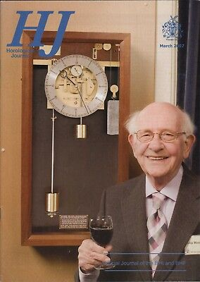 Only Fools And Horses Watch. Radio Luminescent Dials. Turret Clock Tour   HL6.11