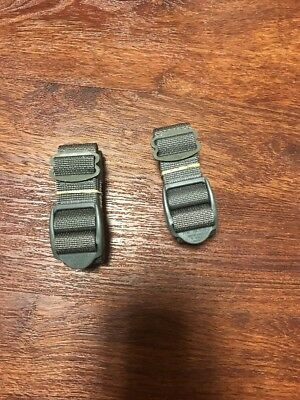 Genuine Military Load Lifter Attachment Short Strap Set for MOLLE II Rucksack