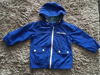 Boys Next Spring Summer Jacket 18-24mnths 11/2-2 Years