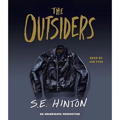 The Outsiders (Audio CD) S. E. Hinton