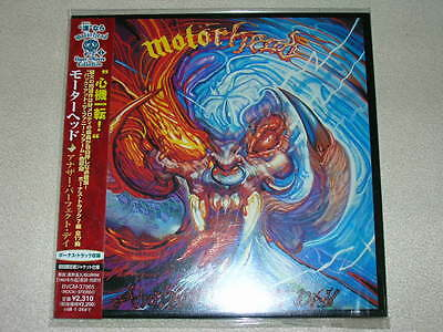 MOTORHEAD another perfect day Japan mini lp CD SEALED BRAND NEW OOP
