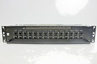 ADC 28-Port Modular Patch Panel Breakout Panel