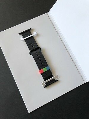 42MM Apple Watch Band CLOSE YOUR RINGS 2018 Employee Challenge EXCLUSIVE, RARE