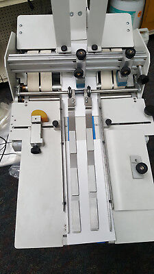straight shooter envlope feeder with stand