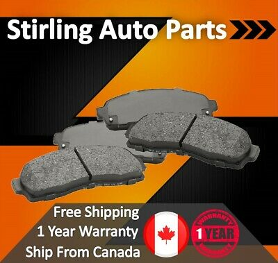 2003 2004 2005 For Dodge Neon Front Semi Metallic Brake Pads R/T SE SXT