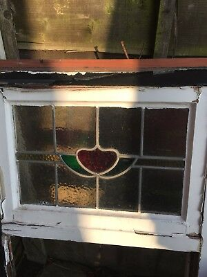 Stained Glass Leaded Windows
