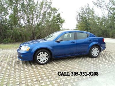 Avenger SE Carfax certified One Florida owner Low miles 2014 Dodge Avenger SE Carfax certified One Florida owner Low miles