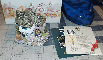 Lilliput Lane Moonlight Cove English South West Collection 1991 NIB & Deeds