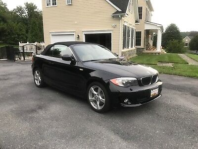 2013 BMW 1-Series 128i Convertible 2013 BMW 128i Convertible