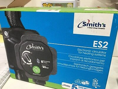Smiths ES2 25-60/130 Electronic circulator for heating systems- Uk based