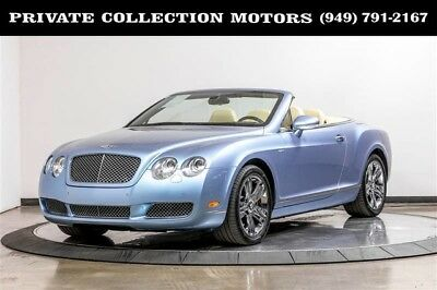 2007 Bentley Continental GT  2007 Bentley Continental GTC 2 Owner Clean Carfax 44k Low Miles Well Kept